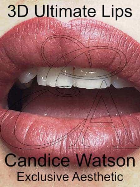 Semi Permanent Lips Treatment   Perfect Lips Makeup Procedure in Dubai